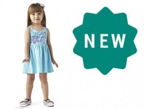 Новая коллекция трикотажных платьев GOLDY!