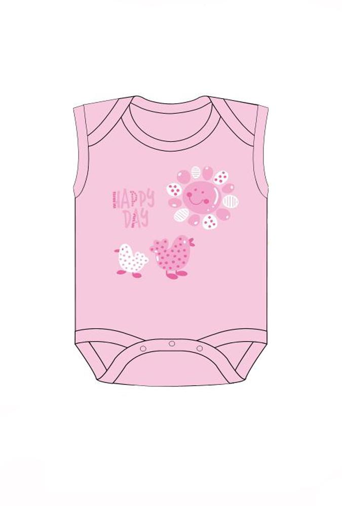 детская одежда оптом Боди-майка 2475bs