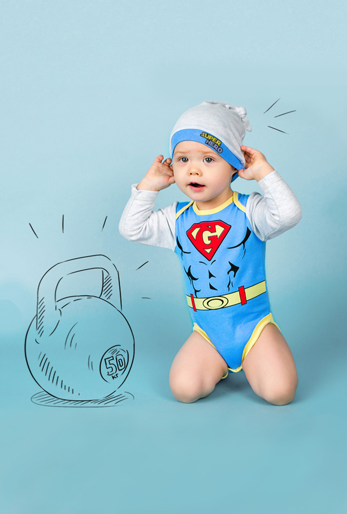 детская одежда оптом Боди