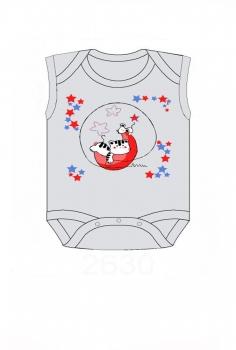 детская одежда оптом Боди-майка 2630