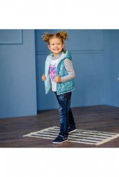 детская одежда оптом Жилет