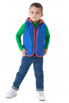 детская одежда оптом Жилетка