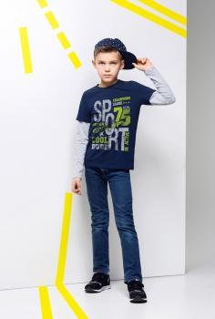 детская одежда оптом Лонгслив