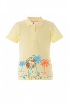 детская одежда оптом Футболка-поло