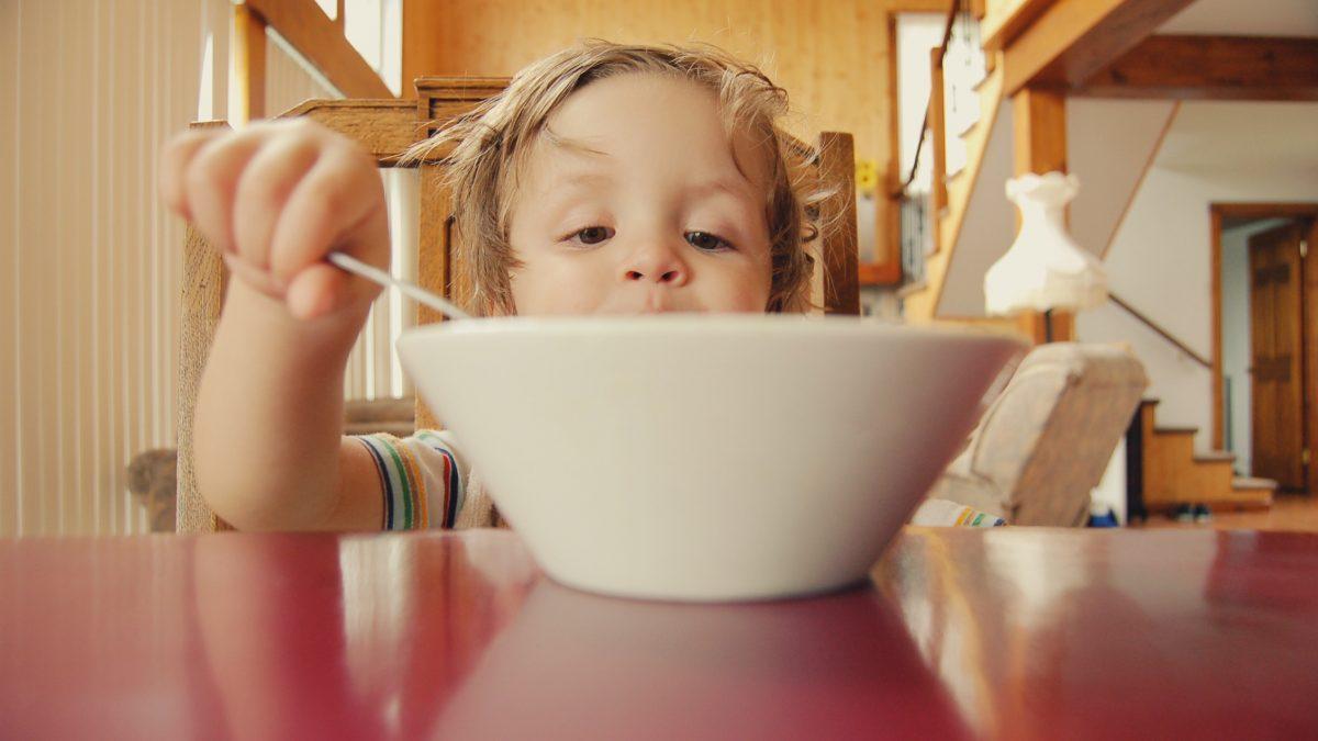 Что портит аппетит ребенка, как правильно составить рацион