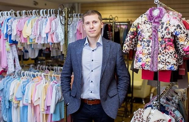детская одежда, собственное производство,